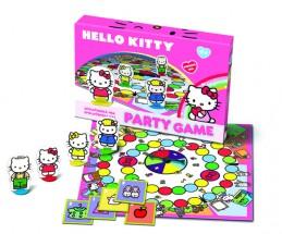 Společenská hra - Hello Kitty - neuveden