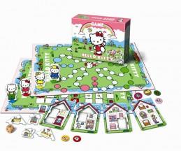 Společenská hra - Hello Kitty - velká hra - neuveden