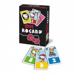 Karetní hra - ROCARD - Hello Kitty - Hawkins David R.