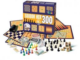 Soubor her 300 herních variant - Hawkins David R.