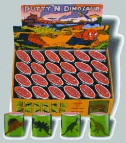 Sliz dinosaurus, display 24 ks - Hawkins David R.