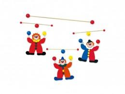 Závěsný kolotoč - žongléři - Hawkins David R.