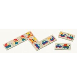 Domino - hračky - v papírovém kartonu 1