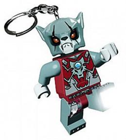 LEGO Chima - Worriz - svítící klíčenka - Hawkins David R.