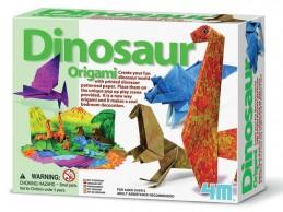 Origami set - Dinosauři - Hawkins David R.