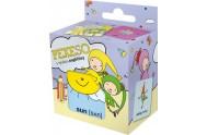 Kouzelná školka - Pexeso s výukou angličtiny, 36 kartiček v krabičce