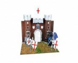 Rytířský hrad - set - Hawkins David R.