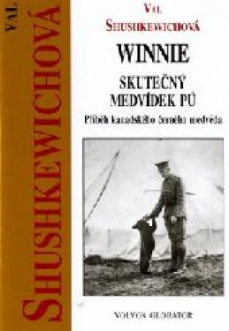 Winnie skutečný příběh med. Pú