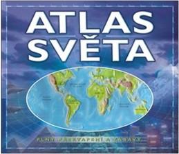 Atlas světa - Plný překvapení a zábavy - 2. vydání