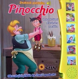 Pinocchio - Zvuková pohádka