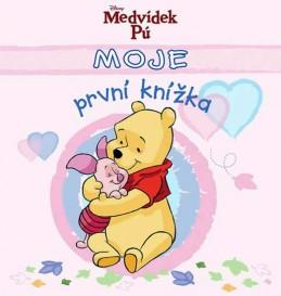 Moje první knížka - Medvídek Pú(růžová) - Disney Walt