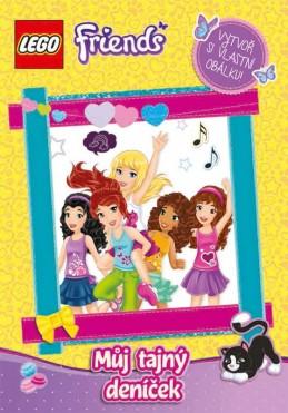LEGO® Friends Můj tajný deníček