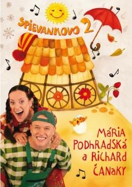 Spievankovo 2 - DVD