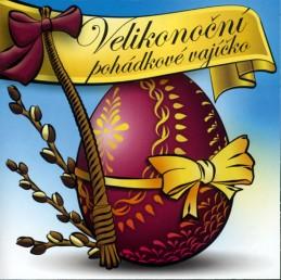 Velikonoční pohádkové vajíčko - CD - neuveden
