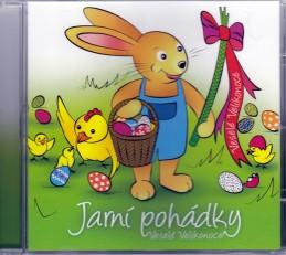 Jarní pohádky - Veselé Velikonoce - CD - neuveden
