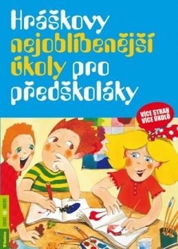 Hráškovy nejoblíbenější úkoly pro předškoláky