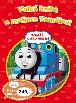 Velká kniha o mašince Tomášovi