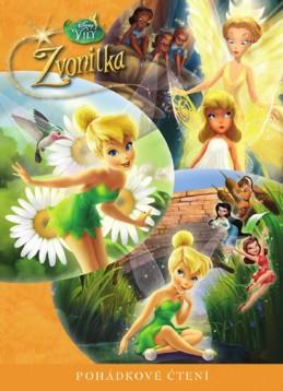 Víly Zvonilka - Pohádkové čtení - Disney Walt