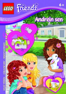 LEGO® Friends Andrein sen