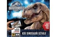 Jurský svět - Kde dinosauři ožívají (s rozšířenou realitou)