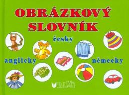 Obrázkový slovník - česky,německy,ang...