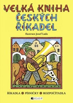 Velká kniha českých říkadel – Josef Lada