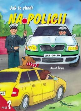 Jak to chodí na policii /leporelo