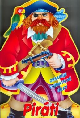 Piráti - pěnové leporelo