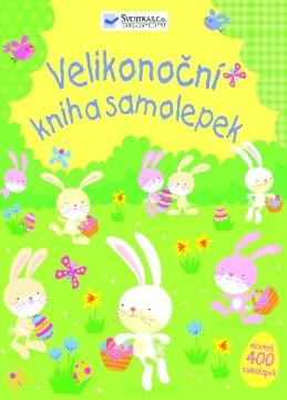 Velikonoční kniha samolepek