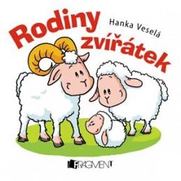 Zvířátka – Rodiny zvířátek - Hanka Veselá, Schwarzová Hana