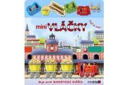 Mini vláčky - Moje první magnetická knížka