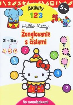 Hello Kitty - Žonglovanie s číslami