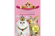 Hvězdné packy – Princezny - Kniha se samolepkami