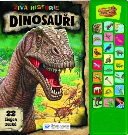 Dinosauři - Zvuková knížka