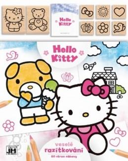 Hello Kitty - Veselé razítkování - neuveden