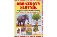 Obrázkový slovník anglicko - slovensko - český