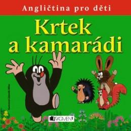 Krtek a kamarádi – Angličtina pro děti