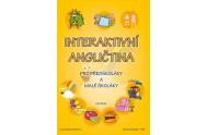 Interaktivní angličtina pro předškoláky a malé školáky - CD