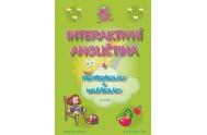 Interaktivní angličtina 2 pro předškoláky a malé školáky - CD