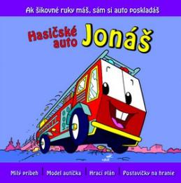 Hasičské auto Jonáš