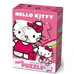 Puzzle Maxi 30 - Hello Kitty