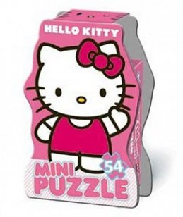 Puzzle Mini 54 - Hello Kitty I.