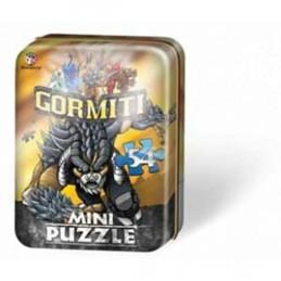 Puzzle Mini 54 - Gormiti I. - plechová krabička