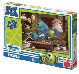 Univerzita pro příšerky - Puzzle 100XL