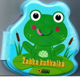 Žabka kuňkalka - kamarádi do vany