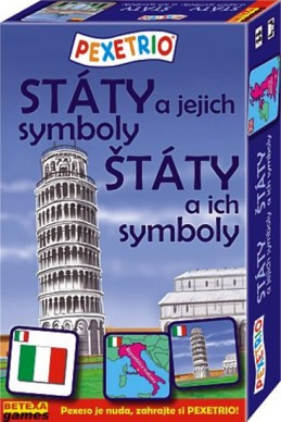 Pexetrio - Státy a jejich symboly