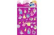 Disney Princezny Magnety A4