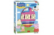 Razítka Pig Peppa, box 4 ks