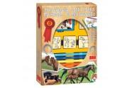 Razítka koně, box 4 ks