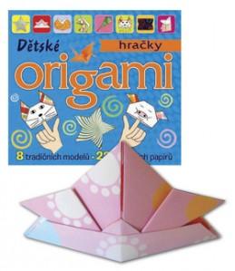 Hračky Dětské origami